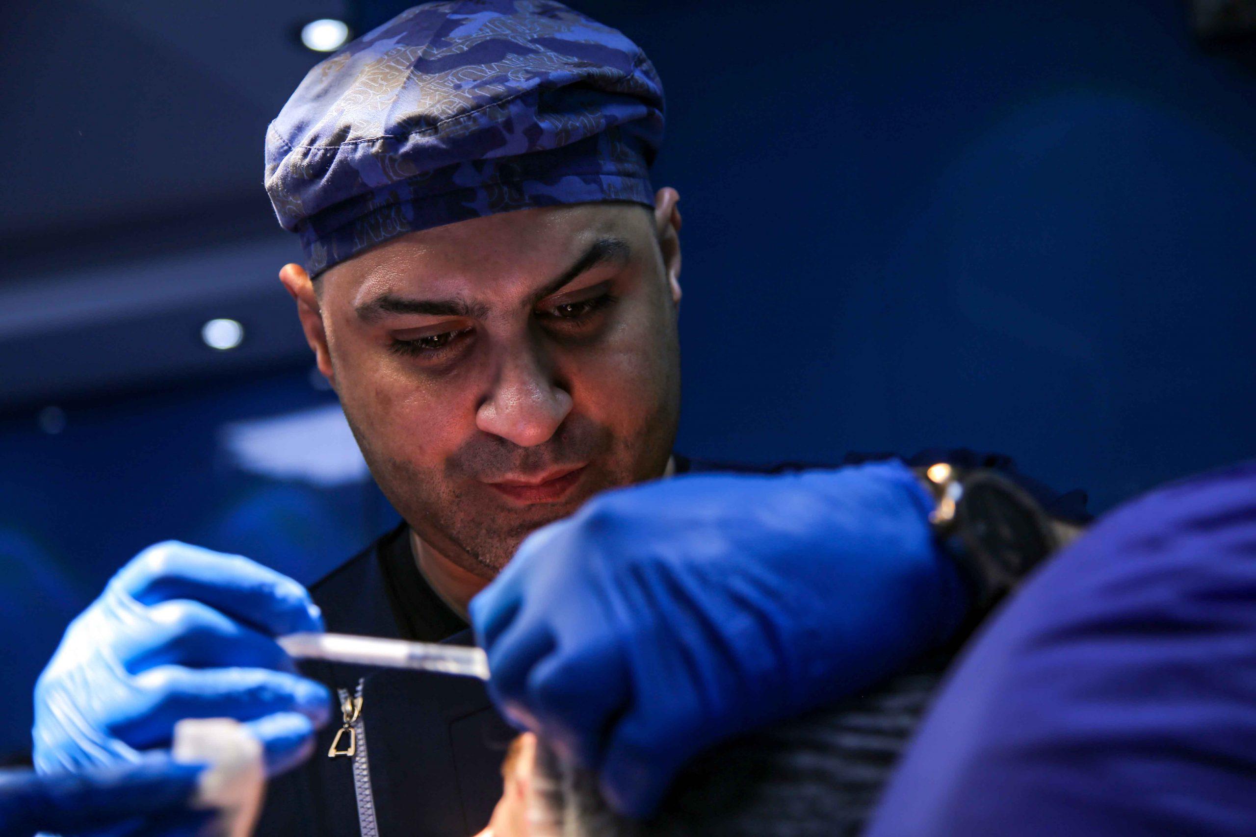 دکتر مانی جمالی